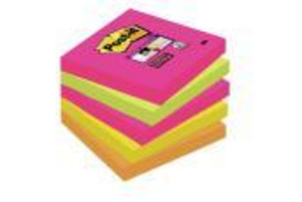 Offerta per Post-it Notes - Confezione Da 5 Blocchetti 5 Colori (76x76 Mm) a 10,2€