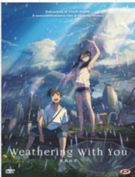 Offerta per Weathering With You a 14,99€
