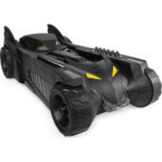 Offerta per Batman Batmobile Per Personaggi In Scala 30 Cm a 24,99€