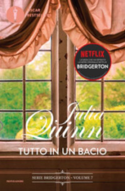 Offerta per Tutto in un bacio. Serie Bridgerton. 7. a 13,77€