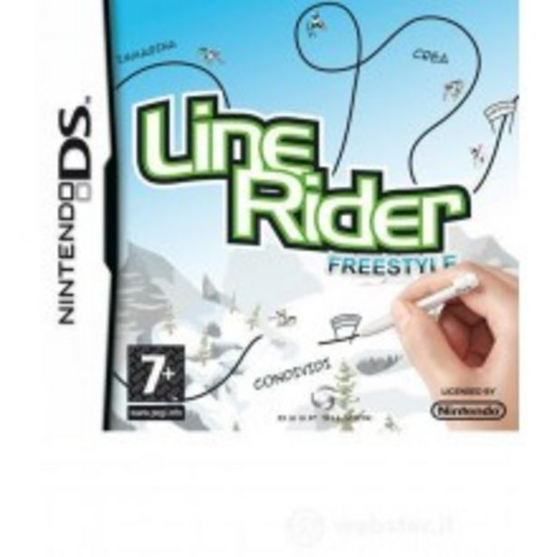 Offerta per Nintendo DS Line Rider Freestyle* a 6,9€
