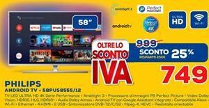 Offerta per Android tv a 749€