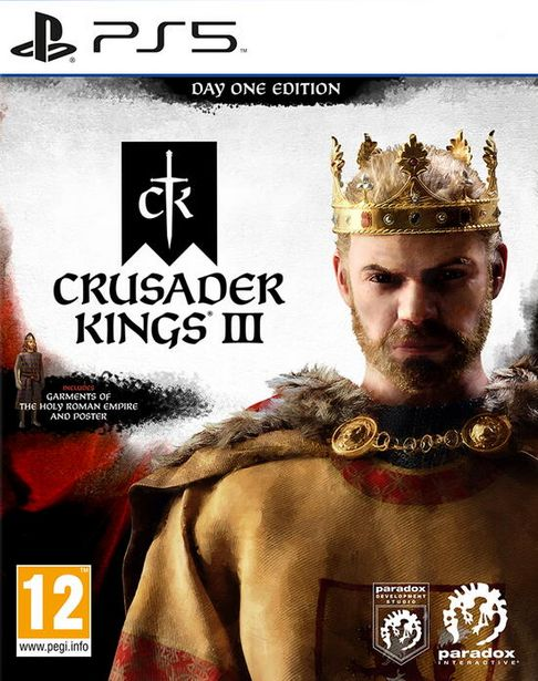 Offerta per Crusader Kings III Console Edition (Day One Edition) a 50,98€