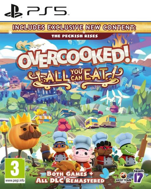 Offerta per Overcooked: All You Can Eat! a 34,98€
