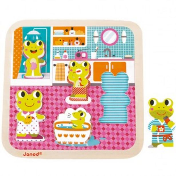 Offerta per Puzzle chunky baby rane a 14,95€