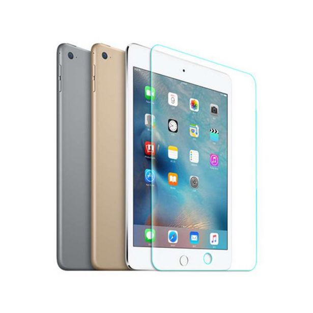 Offerta per 9H Tempered Glass For IPad 9.7 Inch 2019 2.5D Full Cover Screen Protector For IPad 5/6 Air 1/2 2017 2018 Glass a 1,79€