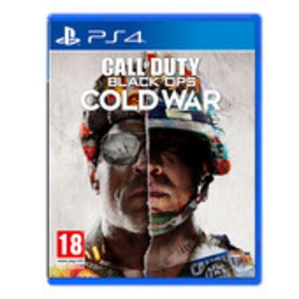 Offerta per Call of Duty: Black Ops Cold War - PlayStation 4 a 39,99€
