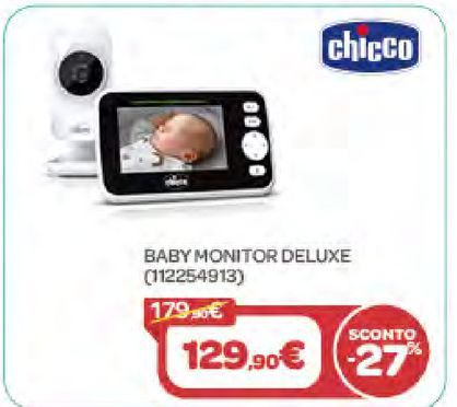 Offerta per Baby monitor Deluxe a 129,9€